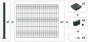 Kit Cloture Pas Cher : kit cloture pas cher top cloture pour piscine pas cher ~ Dailycaller-alerts.com Idées de Décoration