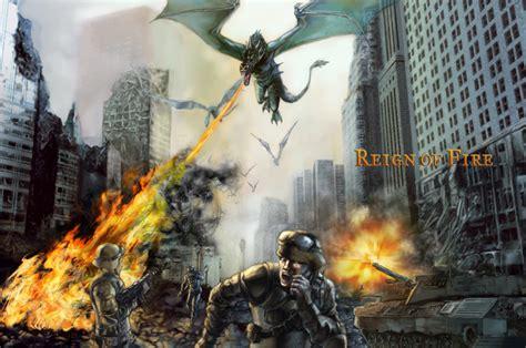 Reign Of Fire « Dloartwork