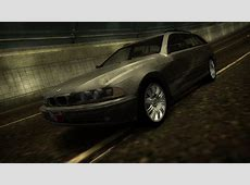 Need For Speed Most Wanted 2001 BMW 525i Touring E39