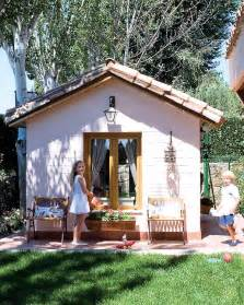 shed style house what 39 s better than a playroom a playhouse adorable