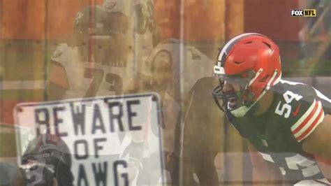 Hat-trick sack! Cleveland Browns defensive end Olivier ...