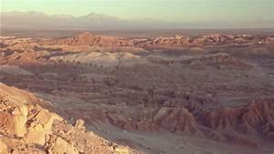 Rocky Landscape / Valle de la Luna / Chile | HD Stock ...