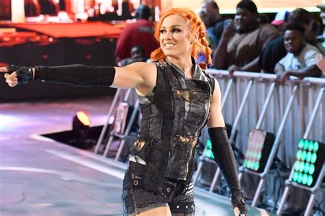 becky lynch   ideal iron man  st womens wwe