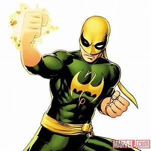 Immortal iron fist comic