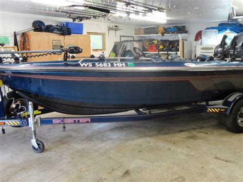 Skeeter Boats Rough Water by Used Walleye Boats For Sale Classified Ads