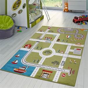 Teppich Kinderzimmer Mädchen : kinderzimmer teppich mit design city hafen stadt real ~ Eleganceandgraceweddings.com Haus und Dekorationen