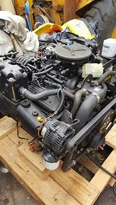2002 Mercruiser 5 0 Engine