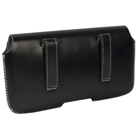 krusell leather hector black 3 krusell hector 5xl leather pouch black kruse