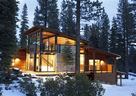 mountain cabin if it s hip it s here archives marvelous modern Modern
