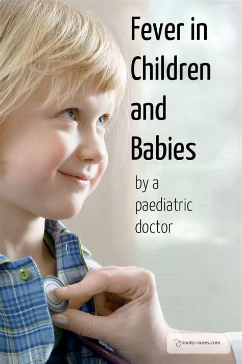 fever in preschoolers fever in children snotty noses 681