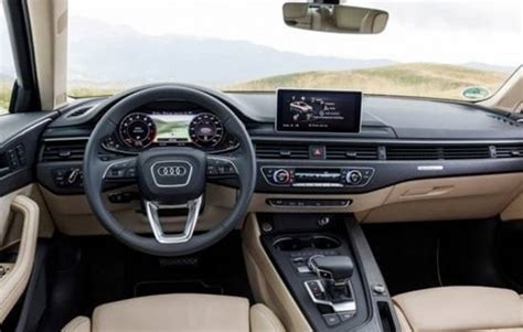 2018 Audi A4 Changes What's New?  Reviews, Specs