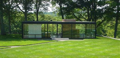 new canaan glass house discover 10 iconic houses that break all the rules urban ghosts media