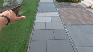 Pflastersteine Muster Bilder : viele muster in der ausstellung gehwegplatten terassenplatten pflastersteine rue25 notizen ~ Watch28wear.com Haus und Dekorationen