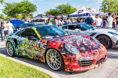 At the cars & coffee at palm beach international raceway. Cars & Coffee Palm Beach June 2019 Recap