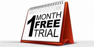 One Month Free Trial
