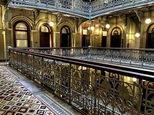 Hotel Elevator - Picture of The Beekman, A Thompson Hotel ...