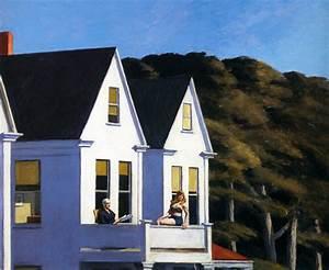 Edward Hopper Paintings Reproductions 1