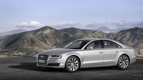 Audi A8 L Backgrounds by 10 2014 Audi A8 L Hd Wallpapers Backgrounds Wallpaper