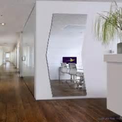Grand Miroir Design : grand miroir mural moderne id e inspirante pour la conception de la maison ~ Teatrodelosmanantiales.com Idées de Décoration