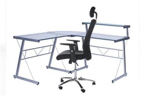 bureau en verre pas cher bureau en verre pas cher maison design sphena com