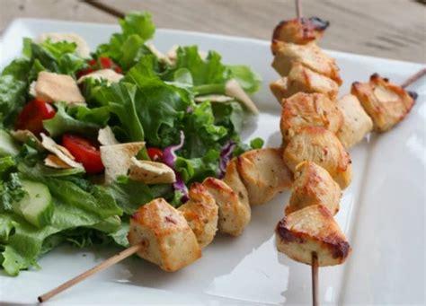 cuisine libanaise recette la recette facile de poulet shish taouk cuisine libanaise