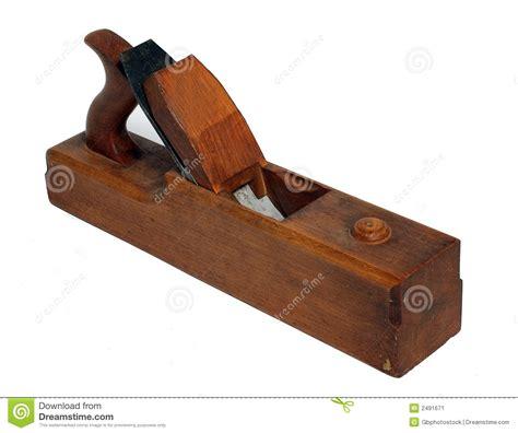 wooden jack plane stock image image  blade tool
