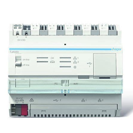 Iot Controller Als Schnittstelle by Hager Tja560 Iot Controller Knx