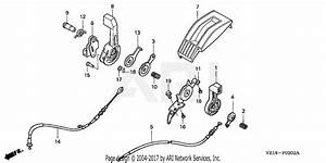 Honda Hrm215k4 Hxa  A Lawn Mower  Usa  Vin  Mzbb