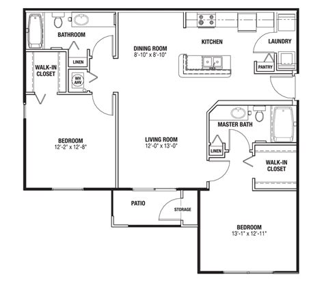 Bathroom Floor Plans Walk In Shower by Modern Master Bathroom Floor Plans With Walk In Closet