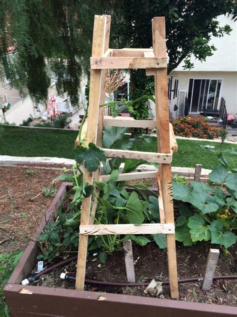 how to make a trellis how to build a garden trellis from start to finish