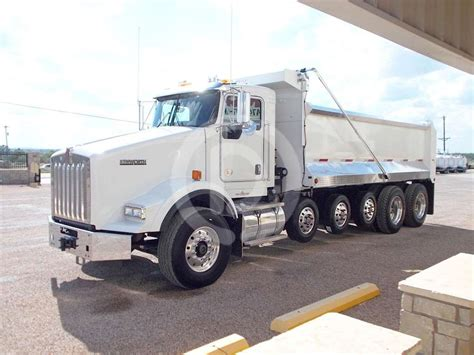 kenworth heavy 2015 kenworth t800 heavy duty dump truck for sale 400