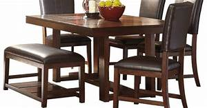 Ashley Furniture Watson Dining Room Table Chairs And