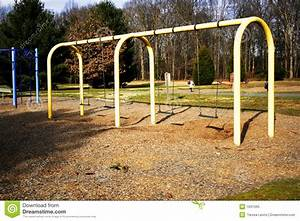 Empty Playground Royalty Free Stock Photo - Image: 1631065