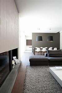 Graue Wandfarbe Wohnzimmer : graue k che dekorieren ~ Sanjose-hotels-ca.com Haus und Dekorationen