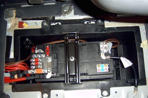 fiat ducato  starterbatterie ausbauen  fiat car