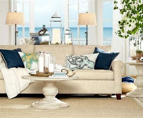 Coastal, Nautical And Beach Decor & Room Design