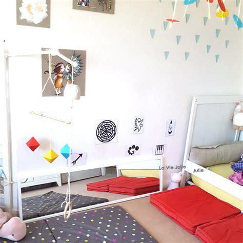 solde chambre bebe lit au sol pour bébé 1 on se lance montessori cie