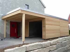 Carport Aus Holz : carport holz modern terrassendach holz individuelle terrassend cher aus holz ~ Orissabook.com Haus und Dekorationen