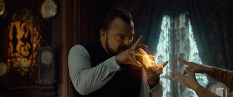 """Jack Black, A Fun Uncle Who Teaches Magic In """"the House"""
