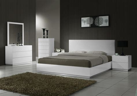 salerno contemporary bedroom sets modern bedroom sets