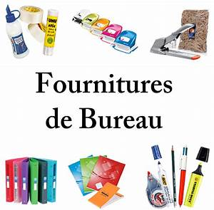 Fournitures Bureau