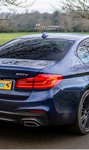 BMW 530e xDrive plug-in hybrid review - carwitter