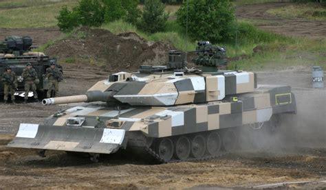Below The Turret Ring: Future Leopard 2 improvments?
