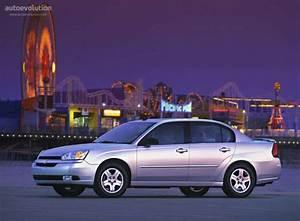 Chevrolet Malibu Sedan Specs  U0026 Photos - 2003  2004  2005  2006  2007