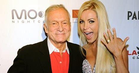Hugh Hefner leaves wife Crystal Harris a $7million pad ...