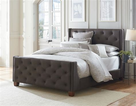 Upholstered Headboard And Footboard Set 2019