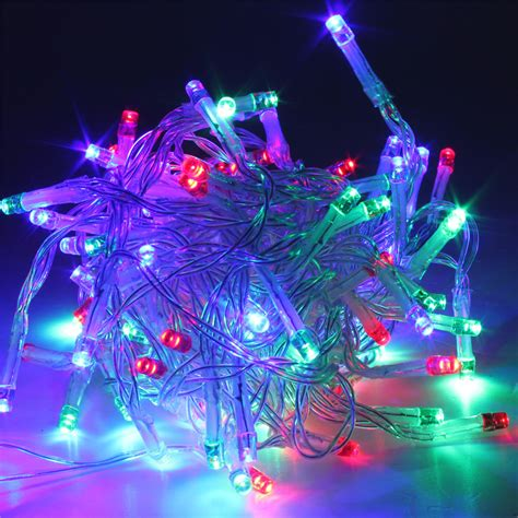 battery led funky on twinkling l string lights
