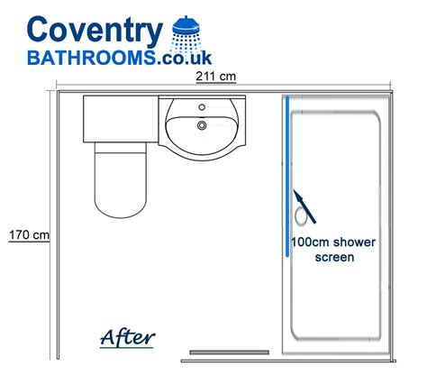 Bathroom Floor Plans Walk In Shower by Convert Bathroom To Mobility Walk In Shower Allesley Coventry