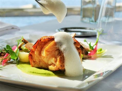cuisine cassis restaurant la presqu ile gastronomique cassis
