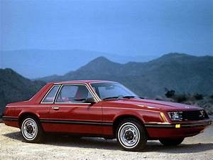 Ford Mustang 3rd generation coupe 3.3 AT (1979–1981)